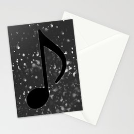 Music 72 Stationery Cards
