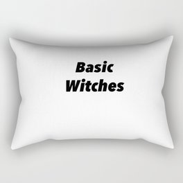 Basic Witches Rectangular Pillow