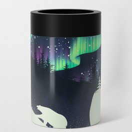 Northern Lights Can Cooler