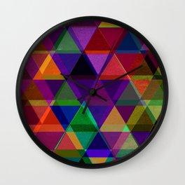 Lugano Wall Clock