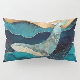 Blue Whale Pillow Sham