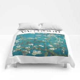 Van Gogh - Almond Blossom Comforters