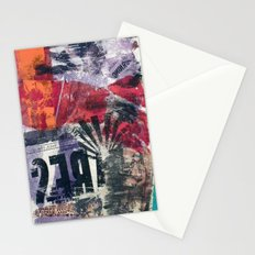 COLLAGE4 Stationery Cards