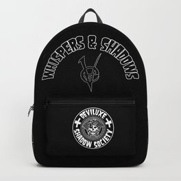 DEVILUXE SHADOW SOCIETY Backpack