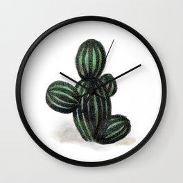 Cactus - Katrina Niswander Wall Clock