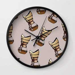 Coffee connoisseur Wall Clock