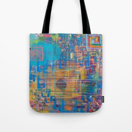It's the End, It's the Beginning Tote Bag