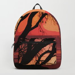 Dreaming by the Sea Backpack