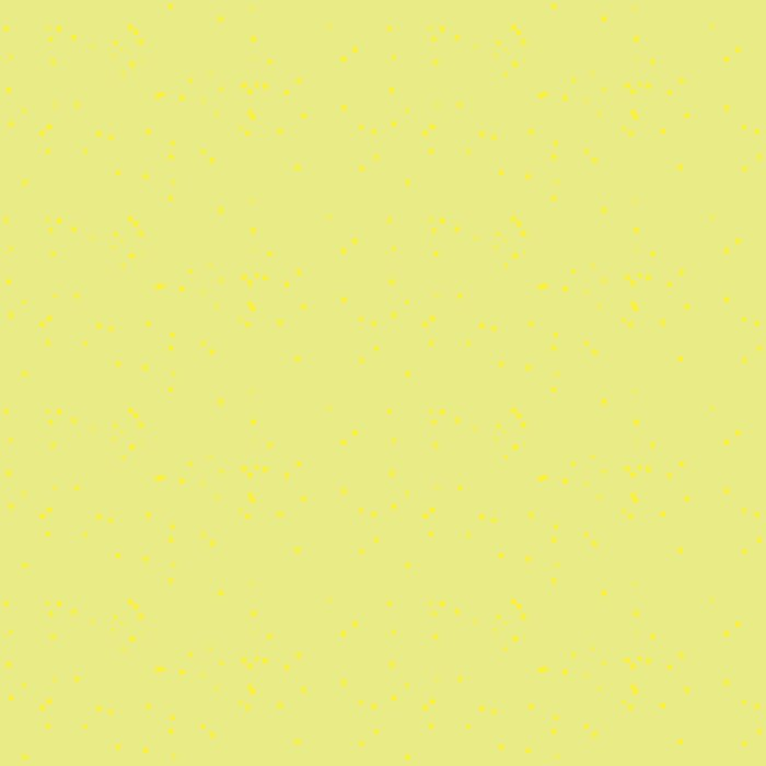 Yellow Shambolic Bubbles Comforters