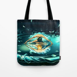 GEMINI from the Dancing Zodiac Tote Bag