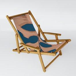 2020 Fall/Winter 03 Peach Sling Chair