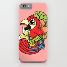 The Pink Pretty Parrot Slim Case iPhone 6s