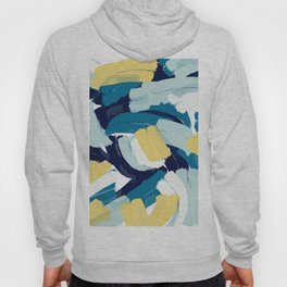 Abstract painting 111 Hoody