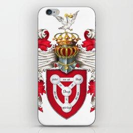 Arms of the Faith iPhone Skin