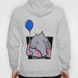 Chibi Elephant  Hoody