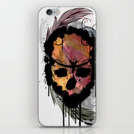 destroyed iPhone Skin