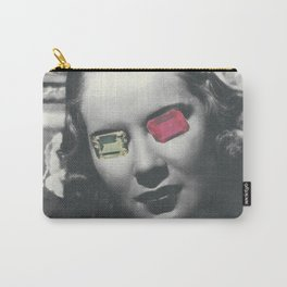 Psychedelic glasses II Carry-All Pouch