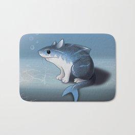Sharkcat - Chimera Concept Art Bath Mat