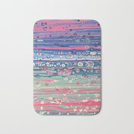 Fluid Stripes Bath Mat