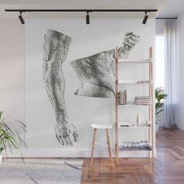 Bruce - Nood Dood Wall Mural