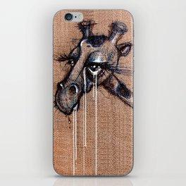 Sorry giraff iPhone Skin
