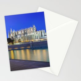 Palma Cathedral,Mallorca,Spain Stationery Cards
