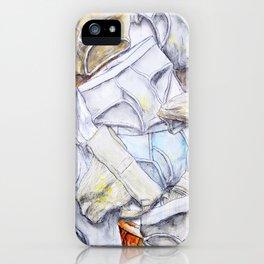 Dirty Underwear iPhone Case
