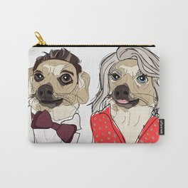 Celebrity Dogs-Ryan Chew-Crest & Kelly Ruff-A Carry-All Pouch