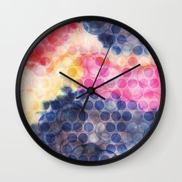 EACH MOMENT IS THE UNIVERSE Wall Clock