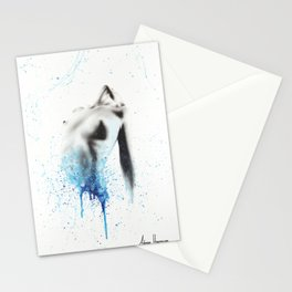 Within Seconds Stationery Cards