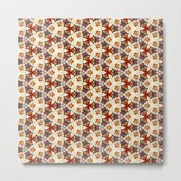 Restaurant 1 - pattern 229b Metal Print