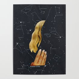 SUMMER STARS Poster
