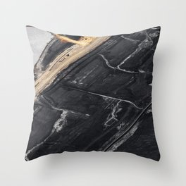 """Moving"" 2/9 (2015) Throw Pillow"