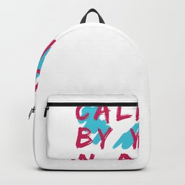 Call me by your name Backpack