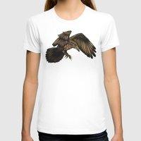 raven T-shirts featuring Raven by Alohalani