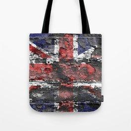 Union Jack (United Kingdom Flag) Tote Bag