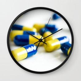 Addicted Wall Clock