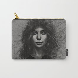 black mamba Carry-All Pouch