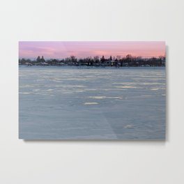 Fort Frances Metal Print