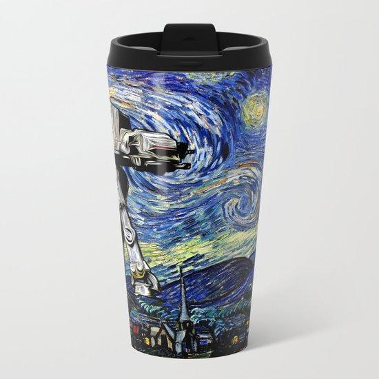 Starry Night versus the Empire Metal Travel Mug