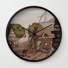 Tales of Grimm Wall Clock