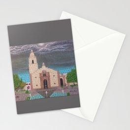 Nublado en Magdalena de Kino Stationery Cards