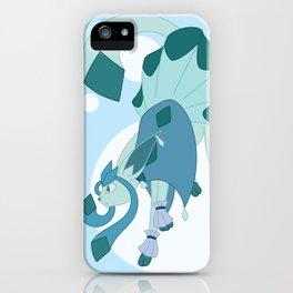 Ice Steampunk Fox iPhone Case