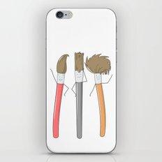 Hairstyles iPhone & iPod Skin