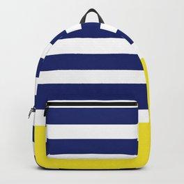 Nautical Neon Backpack