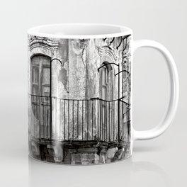 SICILIAN MEDIEVAL FACADE Coffee Mug