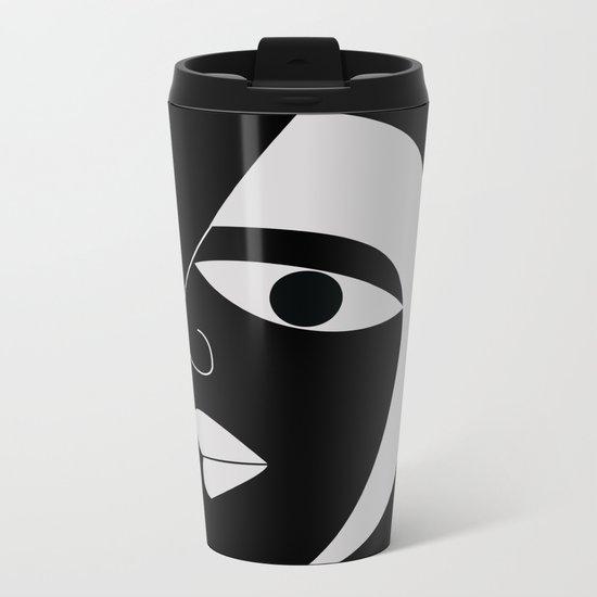 women 2 Metal Travel Mug
