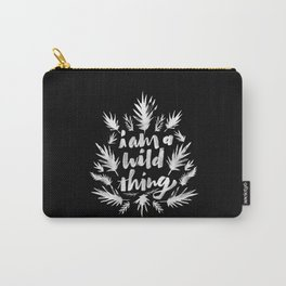 I am a wild thing 003 Carry-All Pouch