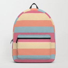 Summer Stripes Backpack