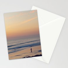 just you and me Stationery Cards